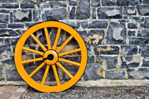 Building websites isn't re-creating the wheel.