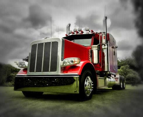 We build websites for transportation companies.
