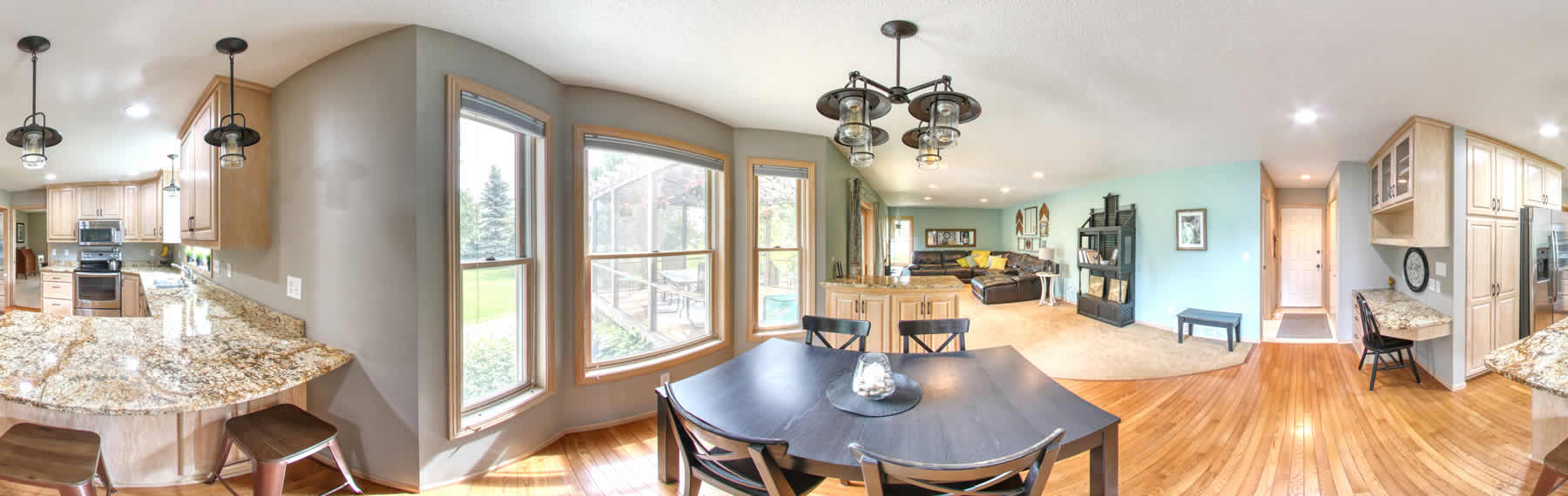 Real Estate Virtual Tours and Photography in Fargo, Moorhead, and Detroit Lakes.