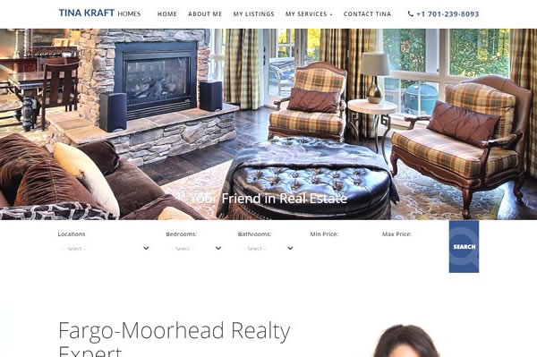 Websites for Realtors